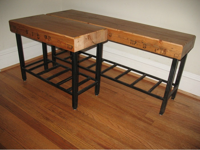 Micro Lam Benches