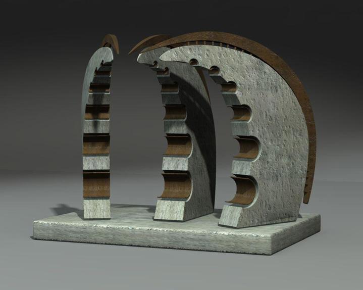 Prairie Wave - computer model